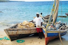 Sails for Sustenance: Old Sails Find New Use