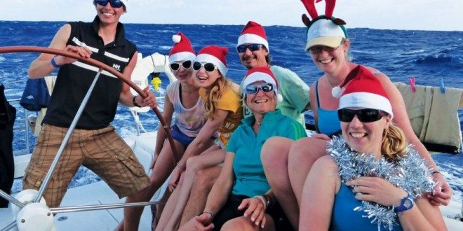 Christmas Day on Southern Child