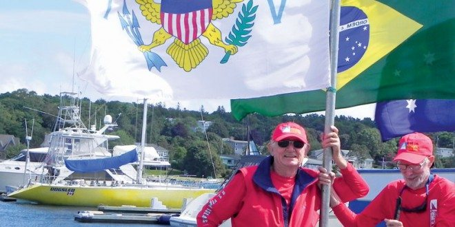 The USVI Paralympic Team Sail On