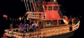 Southeast Lighted Boat Parades 2014