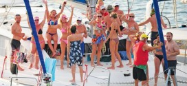 Interline Regatta: To Race or To Party?