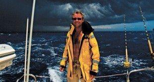 The author, Captain Warren East. Photo by Captain Warren East