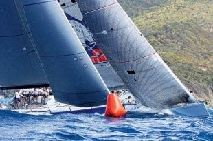 Sint Maarten Heineken Regatta. Photo Gary Brown/OceanMedia