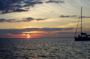 Guana Sunset. Photo Credit: Barry Miller