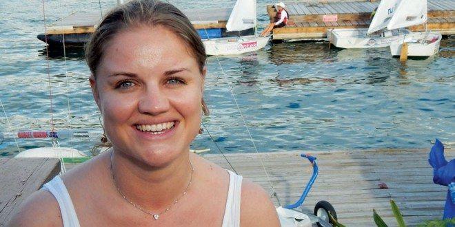 Michele Korteweg, Director of the Sint Maarten Heineken Regatta