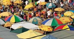 Roseau New Market, Dominica