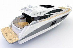 The new L590. Photo courtesy of Sea Ray