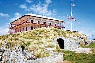 The National Museum of Bermuda. Photo: National Museum of Bermuda