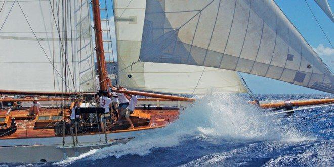Antigua Classic Yacht Regatta. Photo courtesy of Antigua Classics Regatta