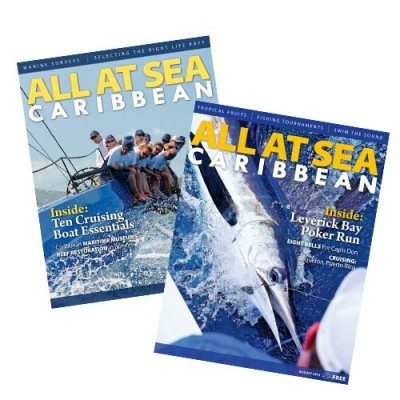 Subscribe to ALL AT SEA Magazine - Caribbean Edition