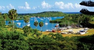 Luperon Bay. Photo by Joao Gomes