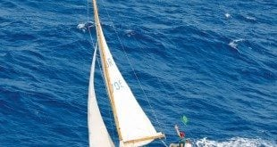 'The Folkboat Lorima. Photo: Jean Jarreau /www.HeliPhotoCarib.com' from the web at 'http://www.allatsea.net/wp-content/uploads/2015/05/Lead-LOREMA1J8E7520-e1432657750204-310x165.jpg'