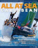 All At Sea - The Caribbean's Waterfront Magazine - May 2015