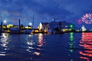 Murrells Inlet Fourth of July Boat Parade. Courtesy Murrells Inlet 2020