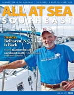 All At Sea - The Southeast's Waterfront Magazine - June 2015