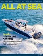 All At Sea - The Southeast's Waterfront Magazine - July 2015