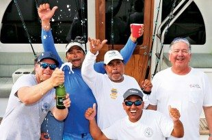 Alina, captained by Erick Mansur of Aruba, earned Top Boat. Photo: Richard Gibson