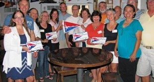 'New members at the general meeting. Photo courtesy of Upper Keys Sailing Club' from the web at 'http://www.allatsea.net/wp-content/uploads/2015/10/IMG_4044-e1445822576962-310x165.jpg'