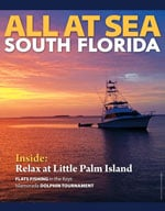 All At Sea - South Florida - September 2015