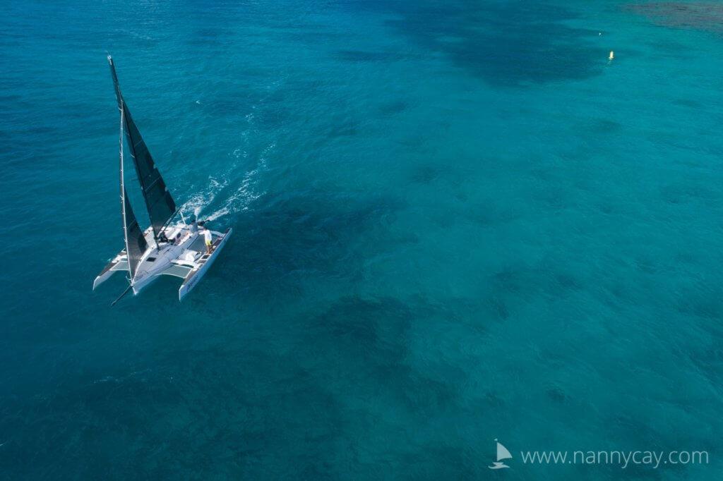 2019 Nanny Cay Round Tortola Race Vessel is Airgasm © www.nannycay.com