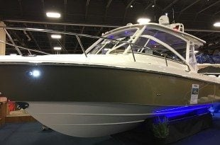 Everglades Boats announces 360LXC -- the most luxurious way to spend a weekend