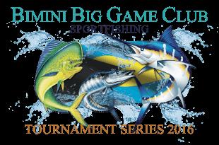 Bimini Big Game Club Sportfishing Tournament Series