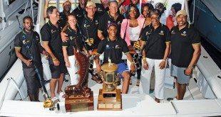 2015 Port Antonio International Marlin TournamentTop Boat – Team Integrity. Photo:Nicholas Mayne