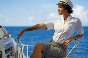 Top Charter Chef: Award winning chef Nia at the helm of Pisces