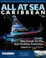 All At Sea - The Caribbean's Waterfront Magazine - December 2015