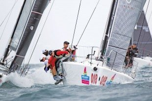 South Florida News: Idyllic Melges 32 National Championships