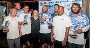 52nd Annual Islamorada Sailfish Tournament: Photo by Tim Rahn