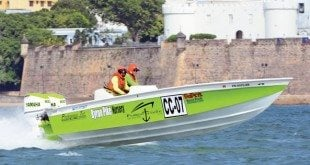 2015 Puerto Rico Offshore Series, Powerboat Racing