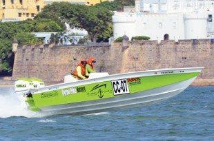 2015 Puerto Rico Offshore Series, Powerboat Racing