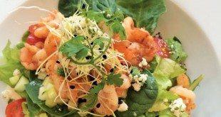The Dish January 2016 Avocado Shrimp Quinoa