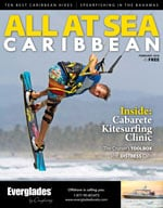 All At Sea - The Caribbean's Waterfront Magazine - February 2016