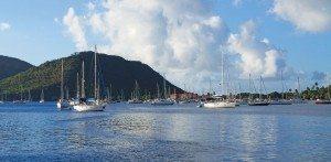 New Moorings in Dominica