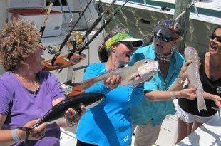 """""""Ladies, Let's Go Fishing"""" University"""