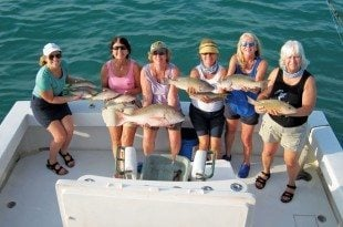 South Florida News: Ladies, Let's Go Fishing Event