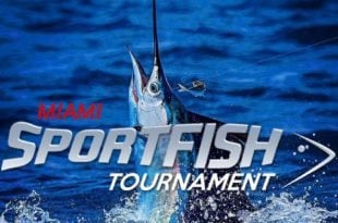 Miami Sportfish Tournament Logo