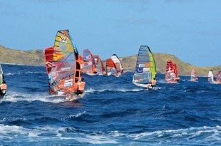 Saint Barth Fun Cup: Photo: Rosemond Gréaux
