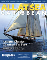 All At Sea - The Caribbean's Waterfront Magazine - June 2016
