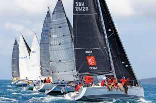 Anguillas Sweet Regatta : Sweet starts at the Anguilla Regatta