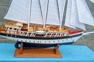 model boats bequia