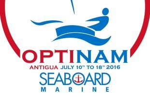 2016 Optimist Championship Antigua