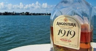 Angostura 1919 8 year old rum review