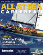 All At Sea - The Caribbean's Waterfront Magazine - July 2016