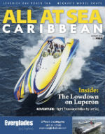 All At Sea - The Caribbean's Waterfront Magazine - August 2016