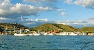 Puerto Rico south coast anchorages