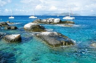 Natural beauty - The Baths, Virgin Gorda