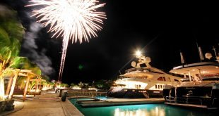 Enjoy the Fireworks at Marina Port Louis on New Year's Eve